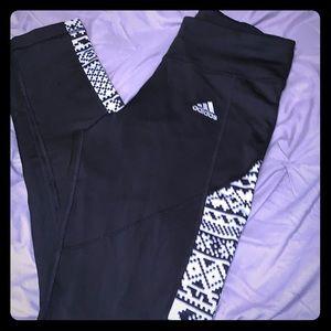 Adidas climawarm black legging